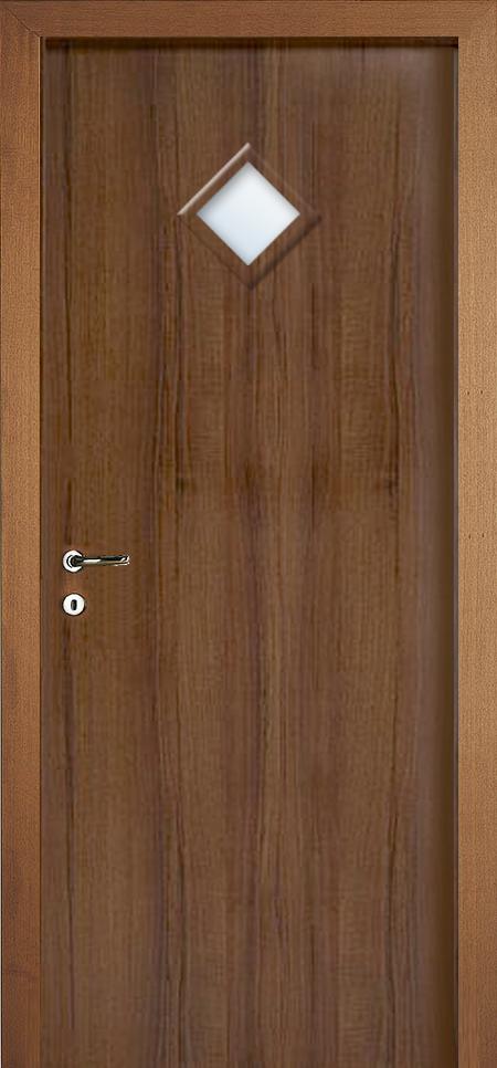 דלת פנים איטלקית בציפוי למינטו (cpl), עמידה למים ולשריטות. במילוי 100% פלקסבורד לבידוד אקוסטי ותרמי מירביים. נעילה שקטה AGB שלושה צירים, משקופים והלבשות רחבות מעץ מלא. כולל ידית מעוצבת לבחירה.  </br> </br> *המחירים אינם כוללים מע