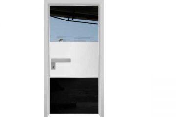 דלת כניסה מעוצבת מסדרת הייטק 1099