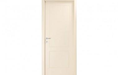 דלת פנים 2 פאנלים בצביעת אפוקסי
