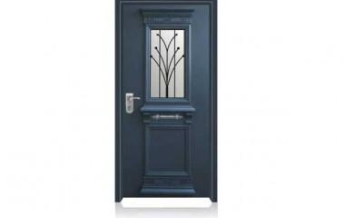 6004 דלת כניסה מעוצבת בסיגנון יווני