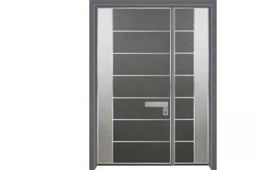 דלת כניסה מעוצבת 1070