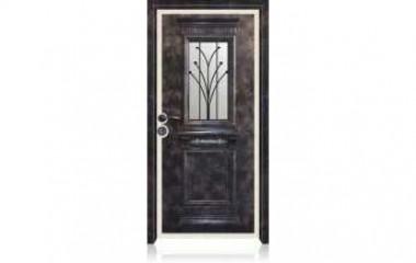 דלת כניסה מעוצבת מסדרת עדן 9004