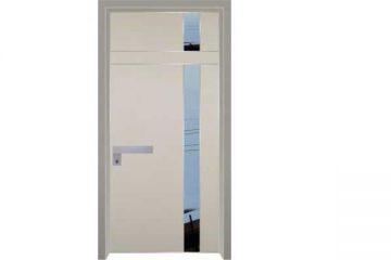 דלת כניסה מעוצבת מסדרת הייטק 1096