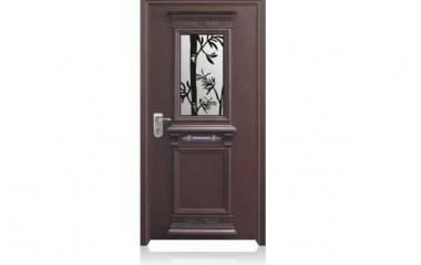 6001 דלת כניסה מעוצבת בסיגנון יווני