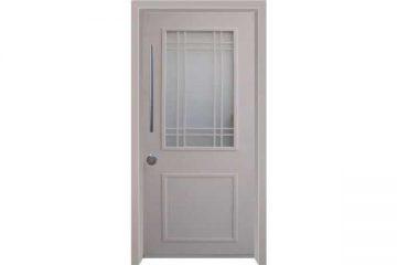 דלת כניסה מעוצבת בסגנון נפחות 8001