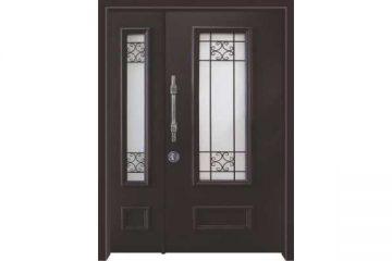 דלת כניסה מעוצבת מסדרת עדן 2012