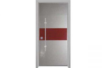 דלת כניסה מעוצבת 1071