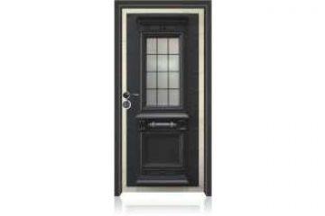דלת כניסה מעוצבת מסדרת עדן 9002