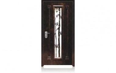 דלת כניסה מסדרת שלכת 4005