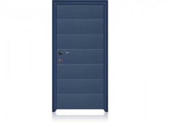 דלת כניסה מעוצבת בסיגנון מודרני 1023