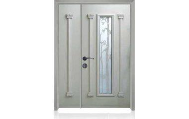 דלת כניסה מסדרת שלכת 4006