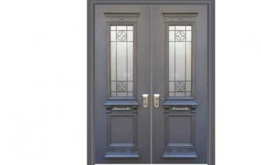 6008 דלת כניסה מעוצבת בסיגנון יווני