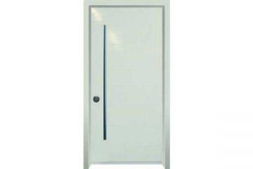 דלת כניסה מעוצבת בסיגנון מודרני 1038