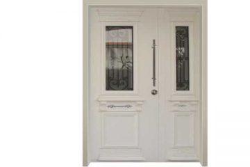 6012 דלת כניסה מעוצבת בסיגנון יווני