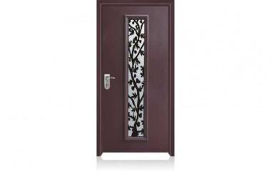 דלת כניסה מסדרת שלכת 4001