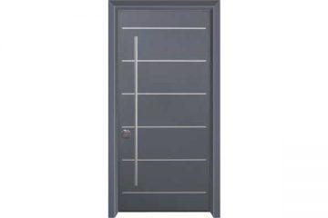 דלת כניסה מעוצבת מסדרת עדן 2017