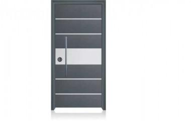 1002 דלת כניסה מעוצבת בסיגנון מודרני