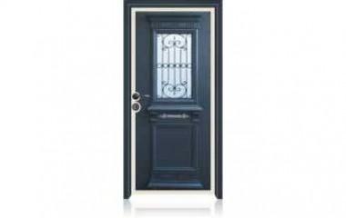 דלת כניסה מעוצבת מסדרת עדן 9005