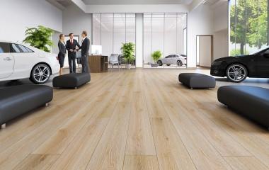 פרקט פולימרי – מה זה, ולמה כדאי לבחור בו לבית ולעסק?